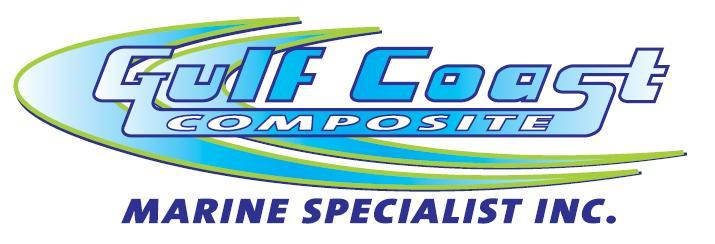 Gulf Coast Composite Logo
