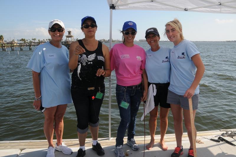 Group photo - Fun Fishing Day