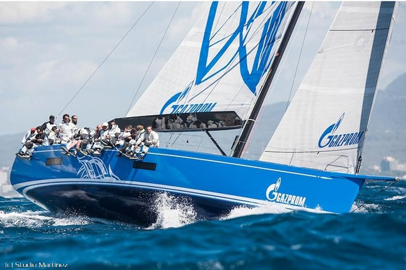 Bronenozec - Gazprom Swan 60 World Championship