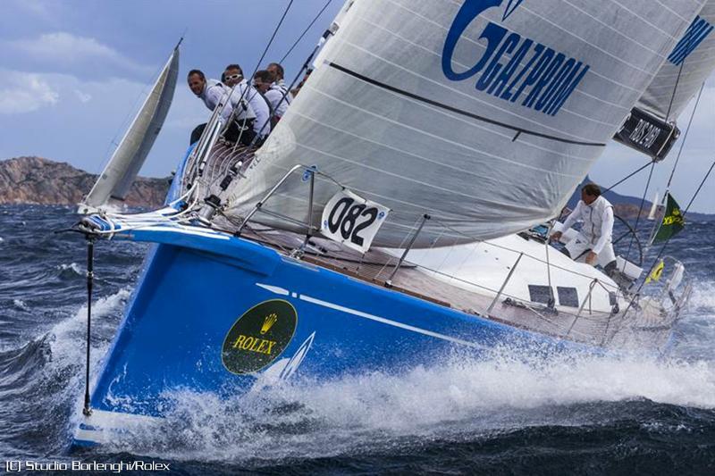 Bronenosec - Maxi Yacht Rolex Cup