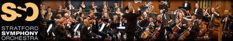 SSO orchestra banner