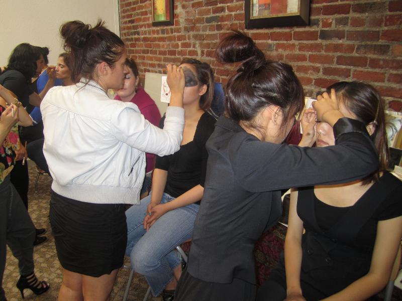 Makeup Gourmet Beauty Camp