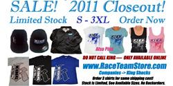 King 2011 Sale