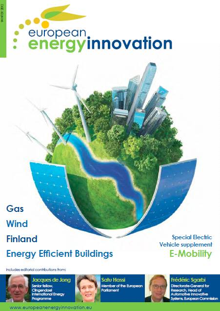 Energy Innovation Magazine Dec 2012