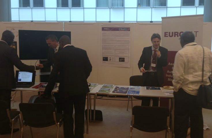 EUROBAT Stand at EP