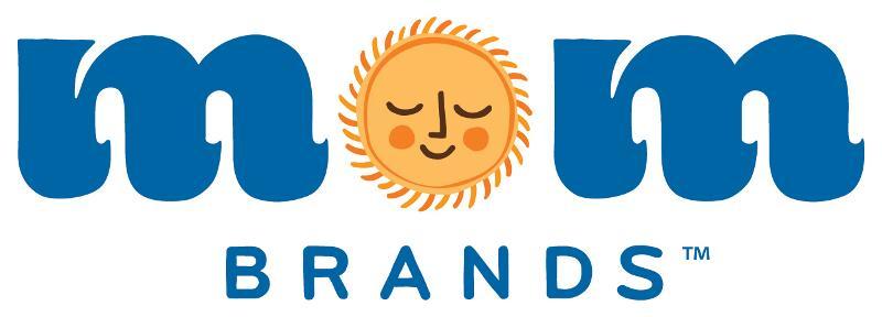 MOM Brands logo
