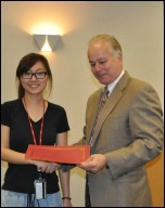 IFSH 2012 Student Award