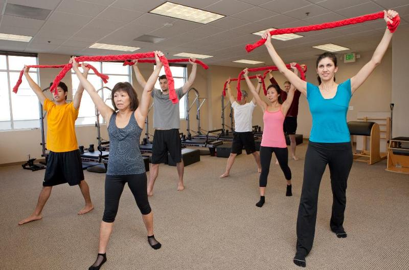 ProBalance Pilates Towelwork