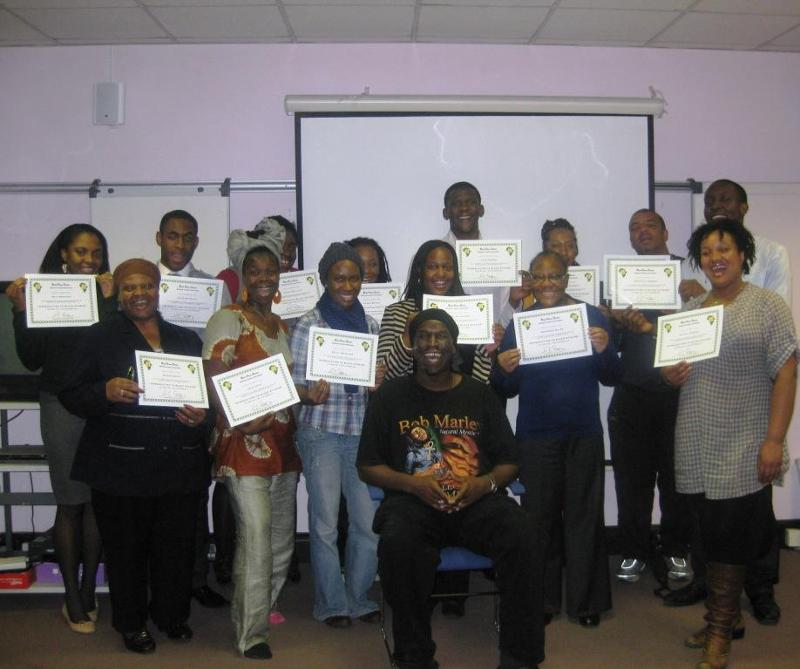 Black Studies Class 2011 South London