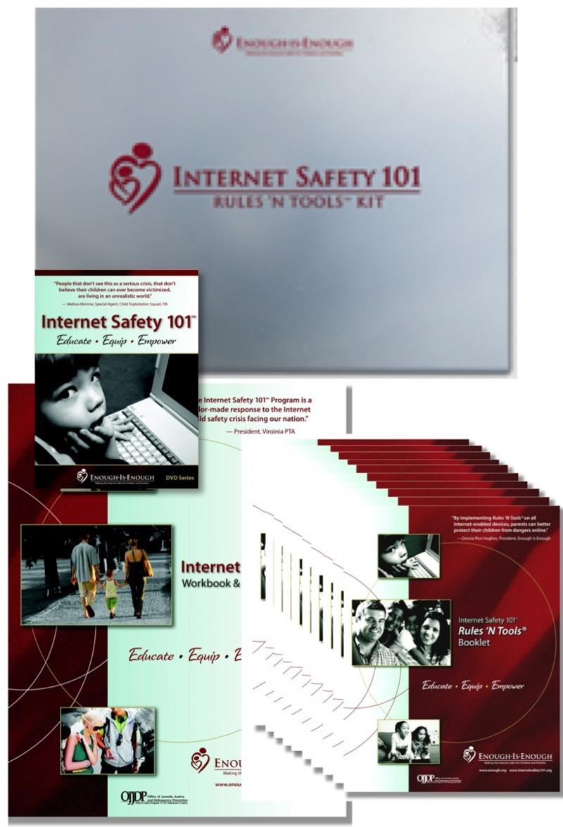 Internet Safety 101 Facilitator's Kit
