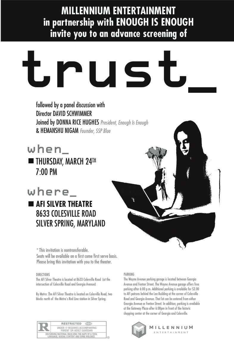 Trust Invitation