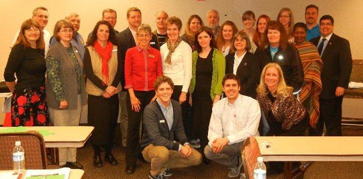 Utah Training Internet Safety 101 Ambassadors