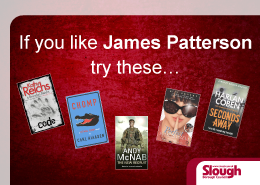 If you like James Patterson
