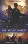 The Storm Begins by Damian Dibben