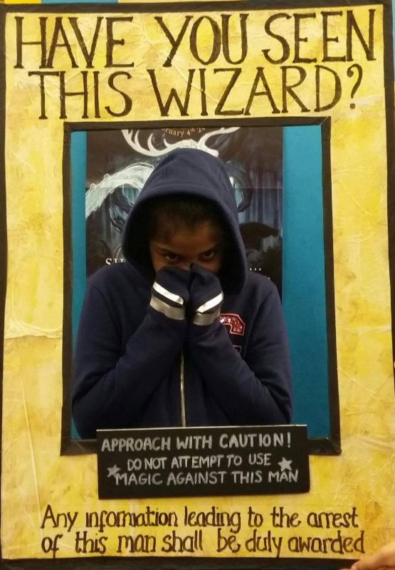 Have you seen this wizard - find more images and vote for your favourites on Facebook