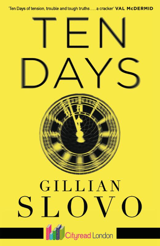 Meet author Gillian Slovo at Slough library Mon 4 April 11am and find out about her new book - Ten Days