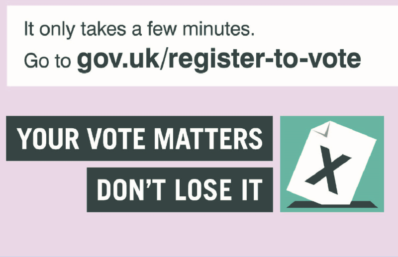 Register to vote by 18 April_ or you_ll lose your chance to vote