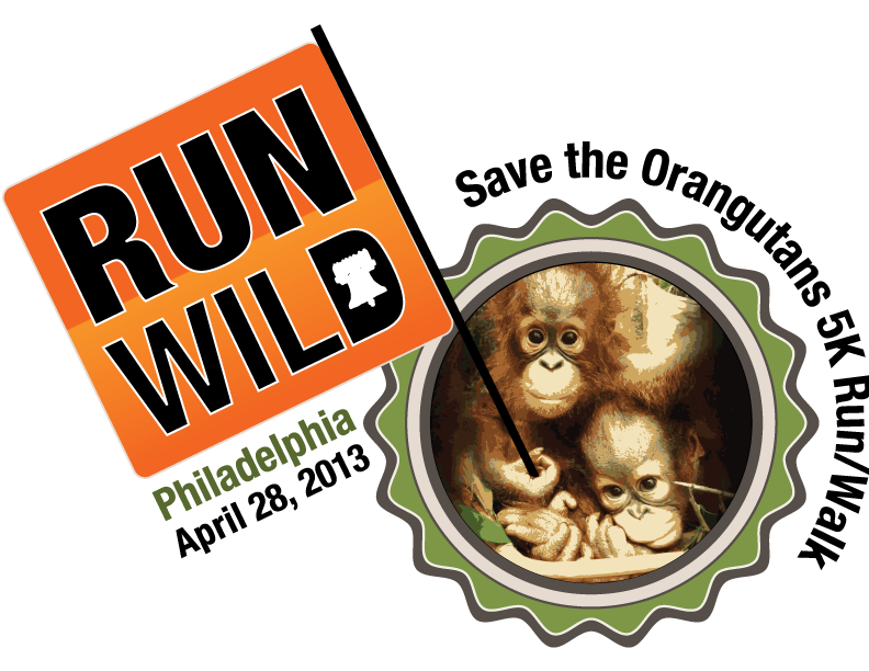 Philly Run Wild Logo