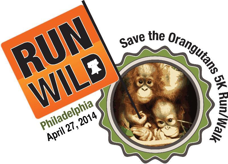Philly Run Wild Logo '14