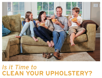 Upholstery Title