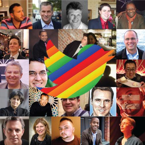 21 LGBTQ Philanthropoids on Twitter