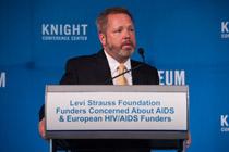 John Barnes at AIDS2012
