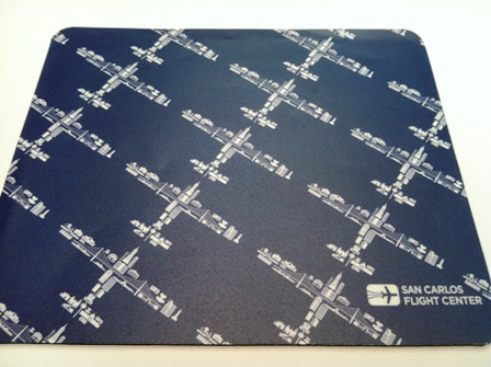 SCFC Gear mouse pad