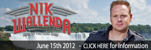 Wallenda Official Banner