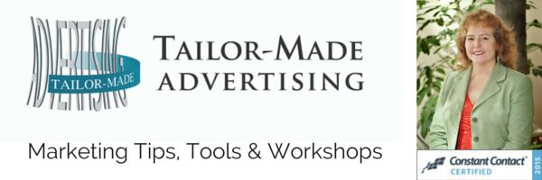 Tailor-Made Advertising/ Liz Harsch Tips