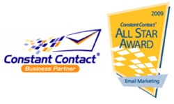 Constant Contact All-Star Business Partner