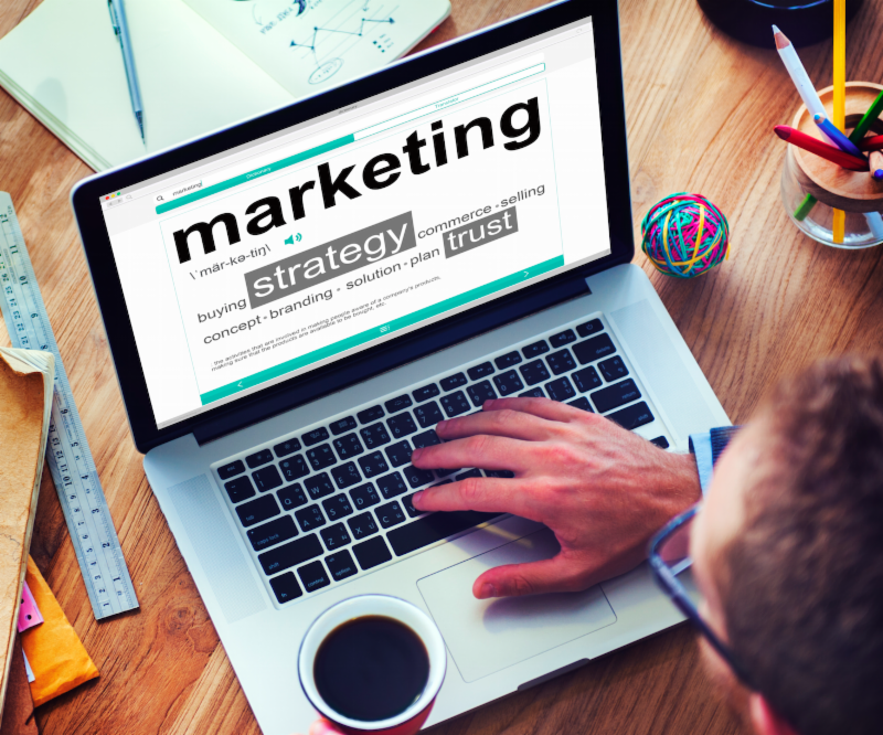 marketing strategy online