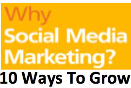 10 ways to grow social