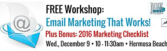 Hermosa Beach Email Marketing