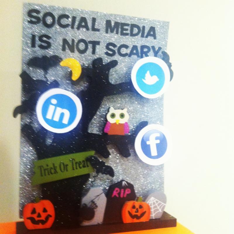 Social Media Not Scary