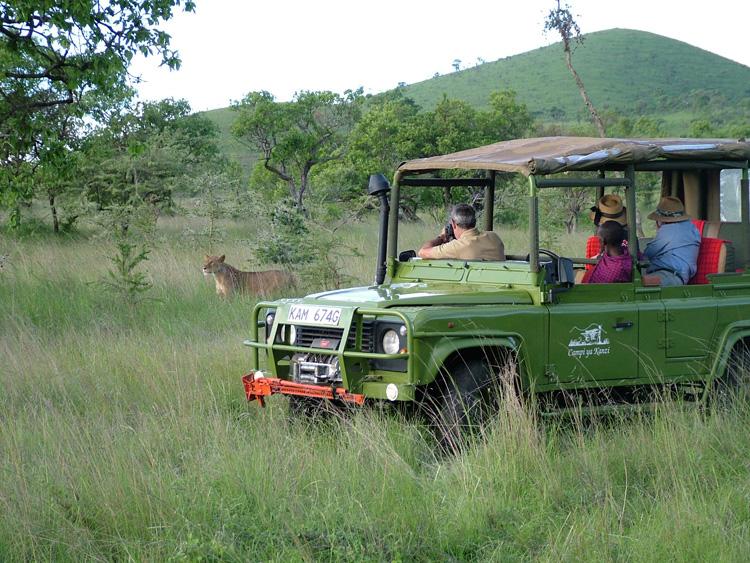 Nosero Tembo Car