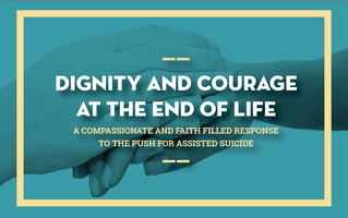Dignity and Courage at End-of-Life Conference