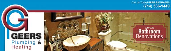 Complete Bath Rennovation