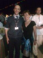 Ruiz w/ UNFCCC Secretary