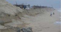 Lagos erosion