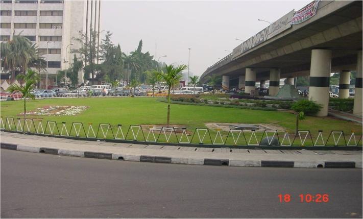 Nigeria urban greening