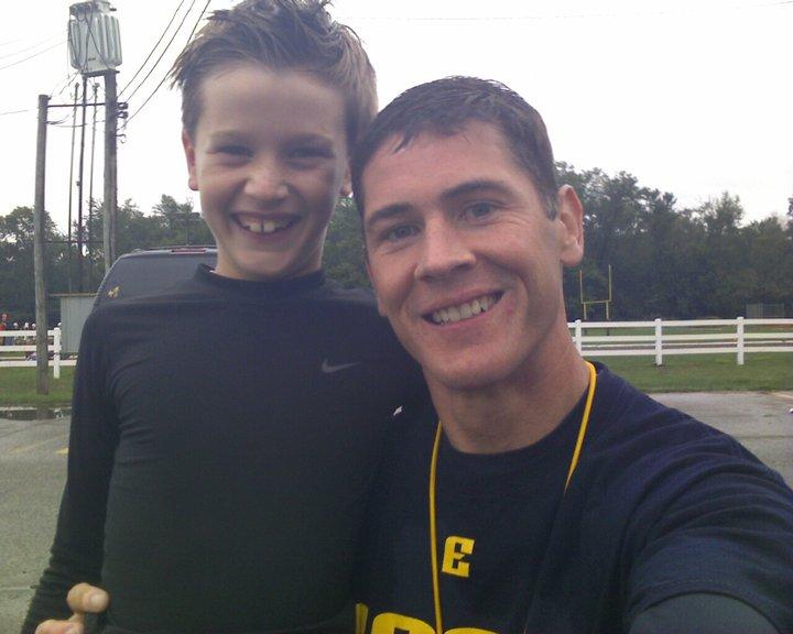 Coach O'Connor & son Shea