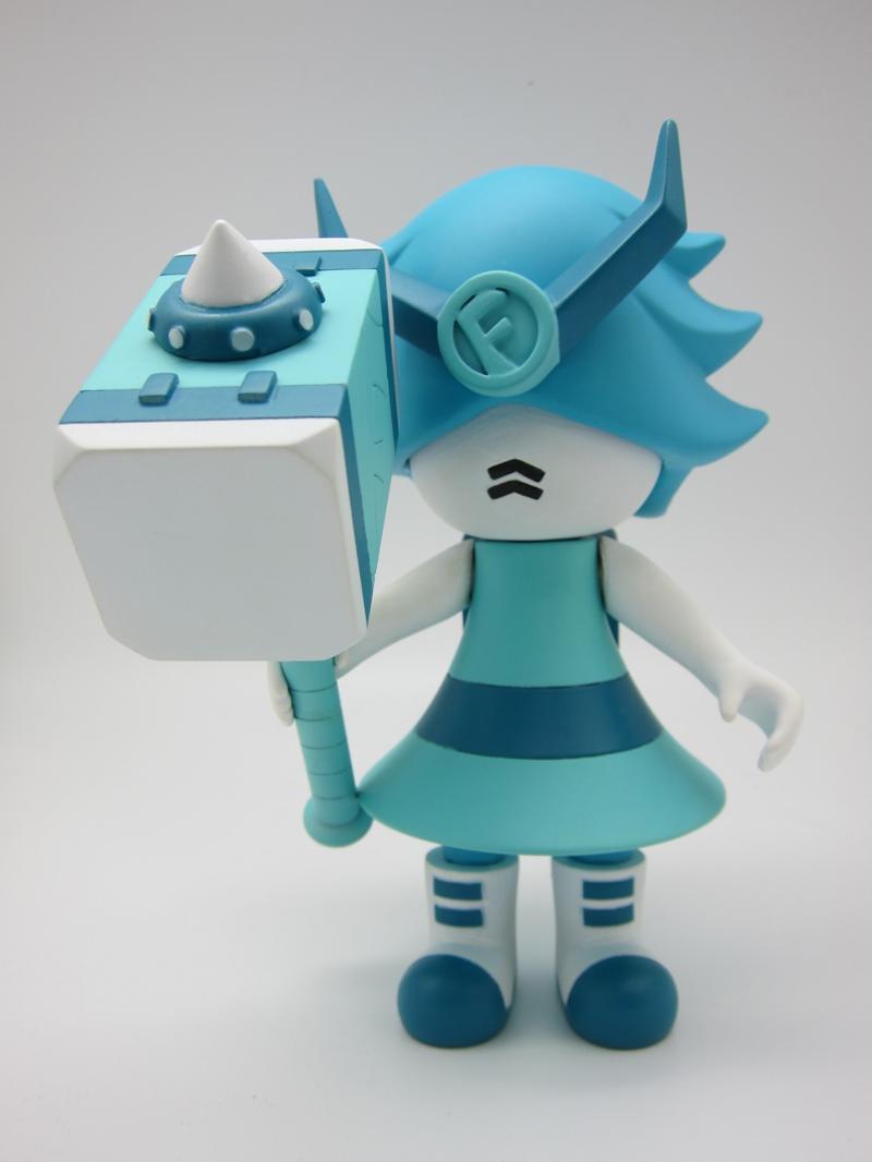 Zora Robo Aqua