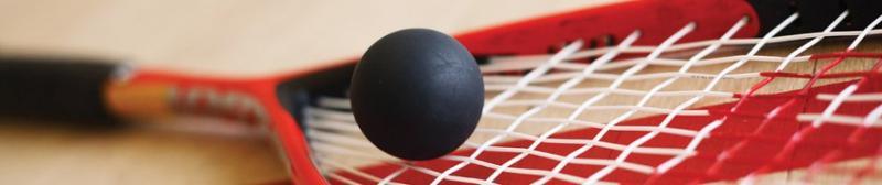 racquet banner