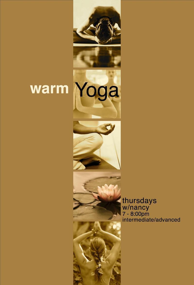 W. yoga