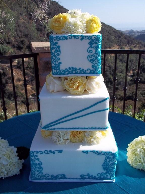 sept wedding cake winner