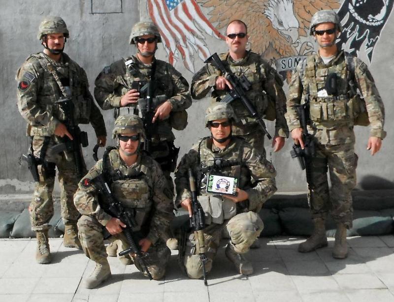 troops blondies and brownies