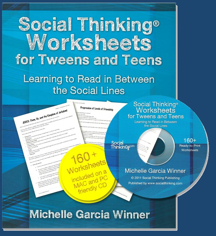 News from Social Thinking – Social Thinking Worksheets