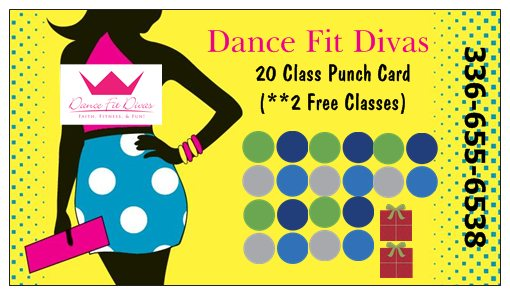 New Punch Card