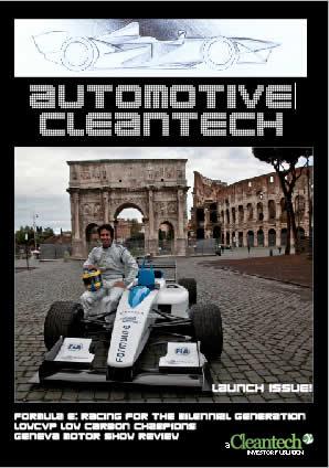 AUTOMOTIVE CLEANTECH