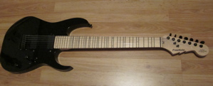 FreeNote 9-string guitar